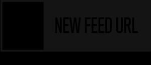 New Feed URL